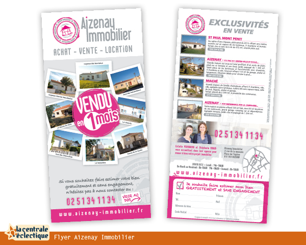 Aizenay Immobilier